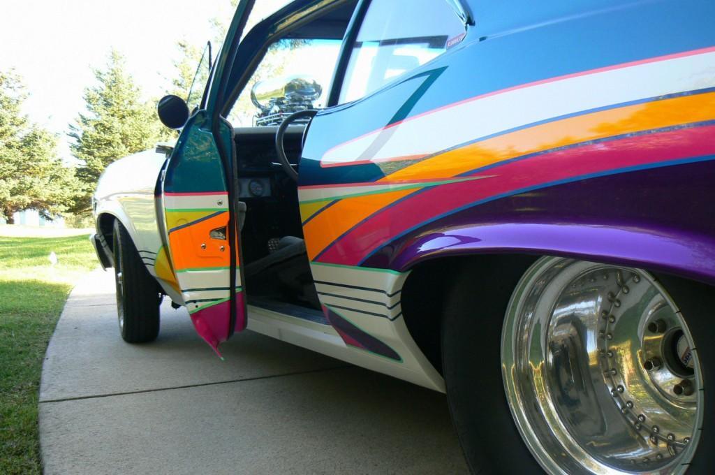 1968 Chevrolet II Nova Pro Street Custom