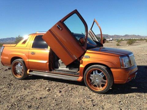 2004 Cadillac Escalade EXT Custom for sale