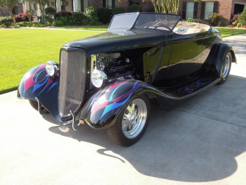 1933 Ford Custom Roadster for sale
