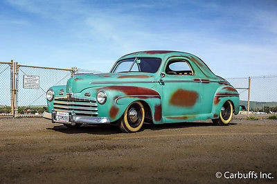 1946 Ford 3 Window Custom Sanford for sale