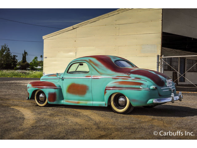 1946 Ford 3 Window Custom Sanford