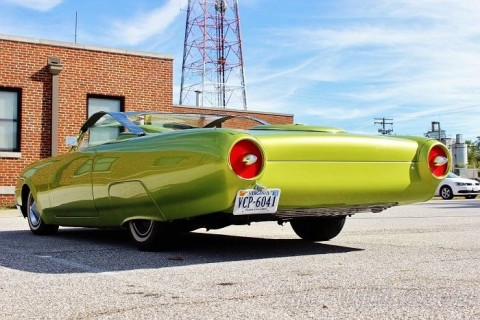 1962 Ford Thunderbird Custom for sale