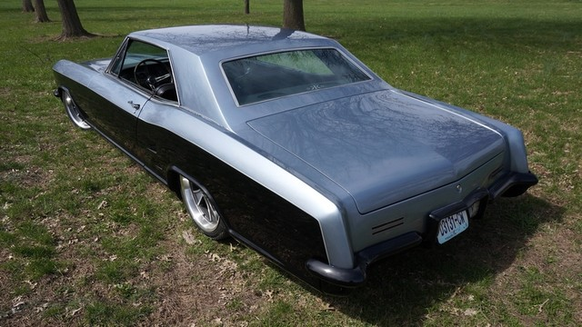 1964 Buick Riviera Air Ride Restomod