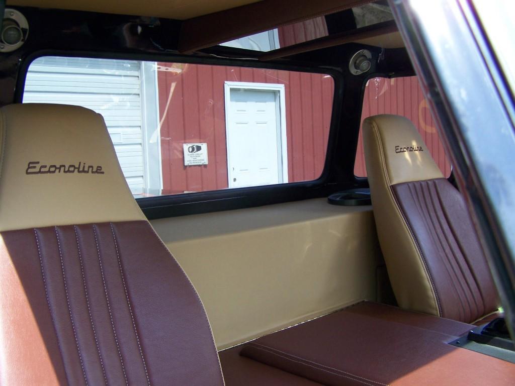 1965 Ford Econoline Custom Pick up