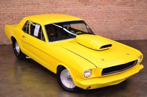 1965 Ford Mustang Race Car Nitrous Car Street Rod Hot Rod Custom Show Car for sale