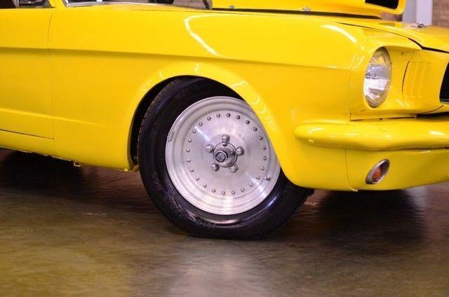 1965 Ford Mustang Race Car Nitrous Car Street Rod Hot Rod Custom Show Car