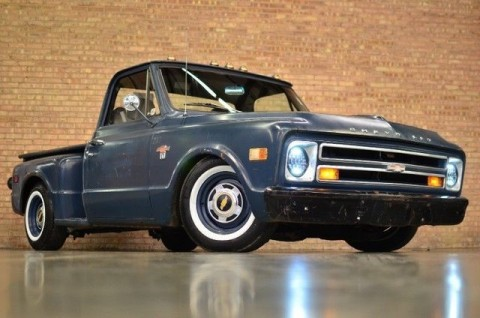 1968 Chevrolet C 10 Hot Rod Show Car Patina Custom Street Car for sale