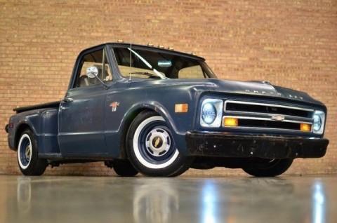 1968 Chevrolet C 10 Hot Rod Show Car Patina Custom Street Car for sale
