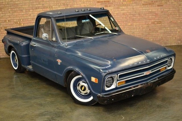 1968 Chevrolet C 10 Hot Rod Show Car Patina Custom Street Car