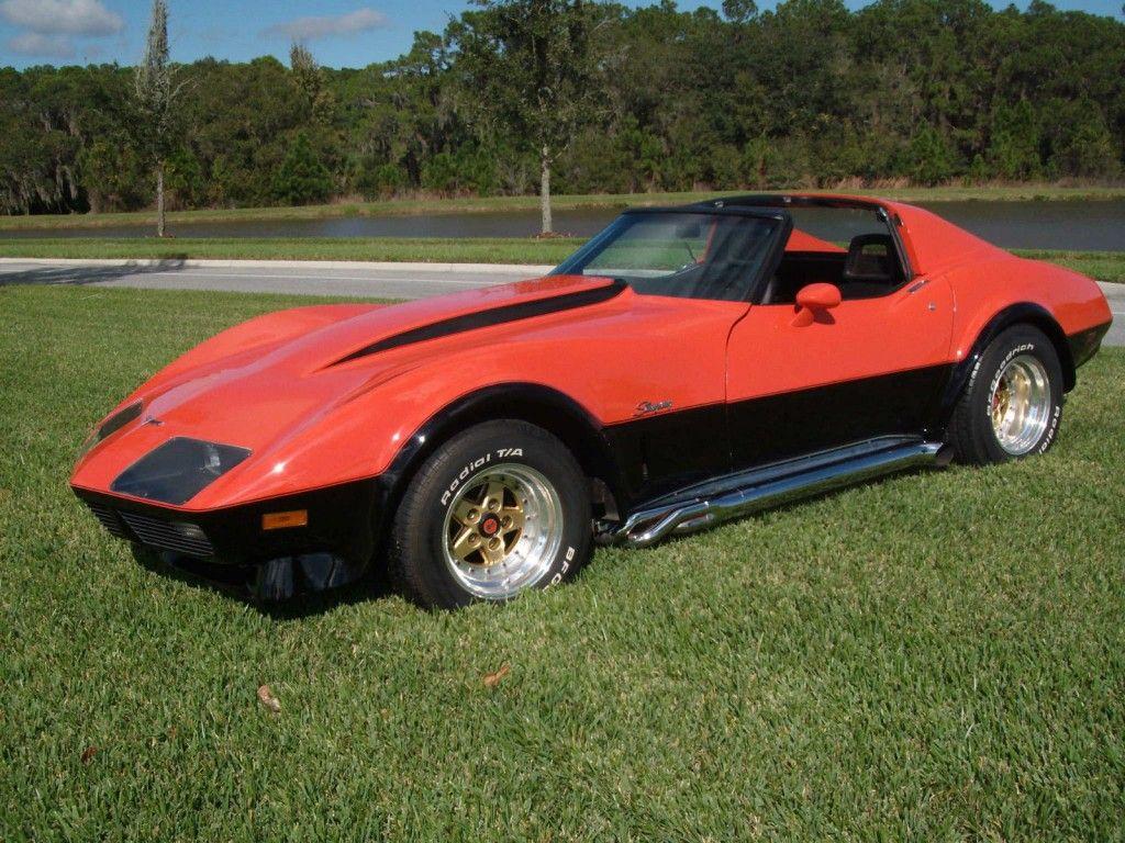 1969 Chevrolet Corvette Stingray Show Car