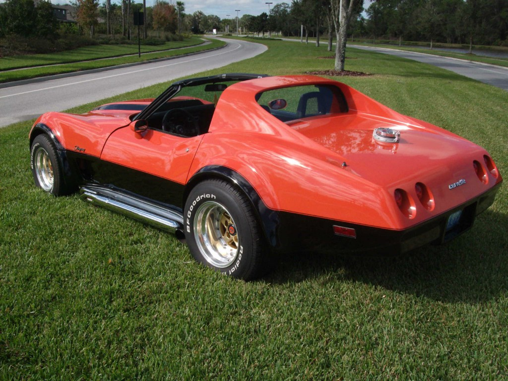 1969 Chevrolet Corvette Stingray Show Car For Sale