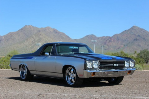 1970 Chevrolet El Camino SS Custom for sale