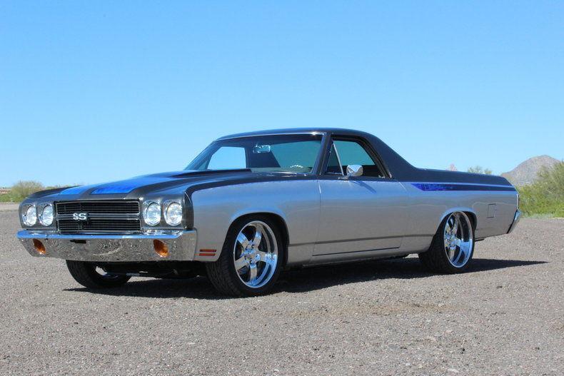 1970 Chevrolet El Camino SS Custom