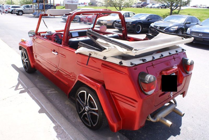 1974 Volkswagen Thing Custom For Sale