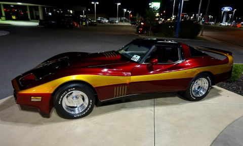1980 Chevrolet Corvette C3 Pro Touring Restomod for sale