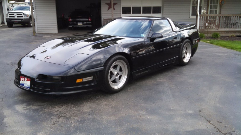 1984 Chevrolet Corvette custom