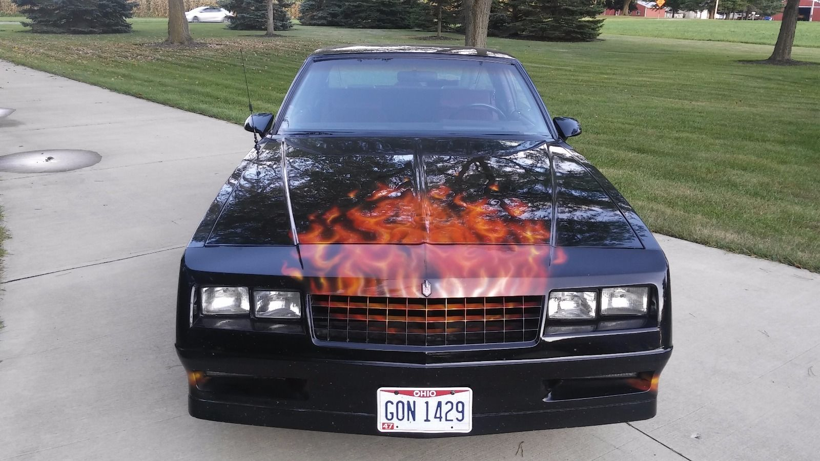 1987 Chevrolet Monte Carlo Ss Aero Coupe For Sale