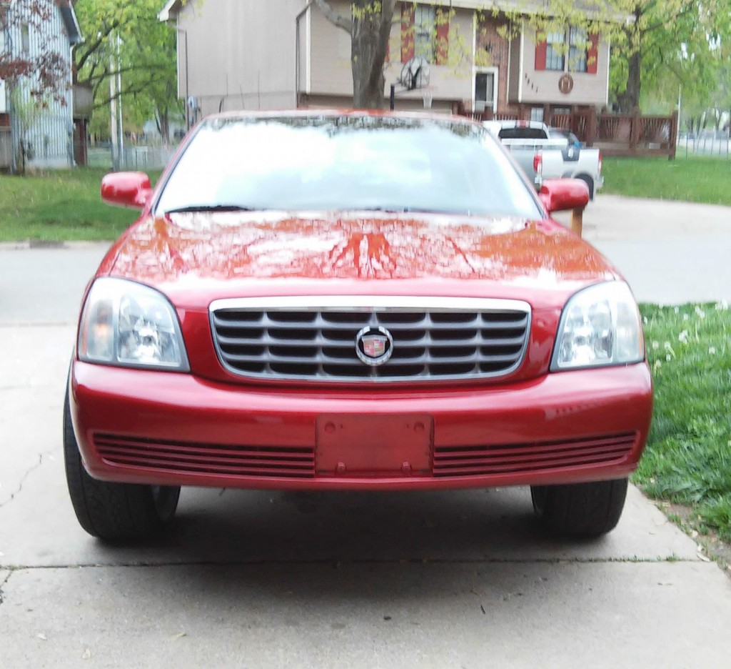 2004 Cadillac DeVille Candy Paint Custom For Sale
