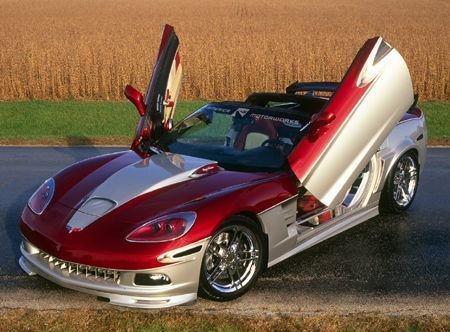 2005 Chevrolet Corvette Custom SEMA Build