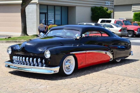 1951 Mercury Custom Built 2DR Hardtop for sale