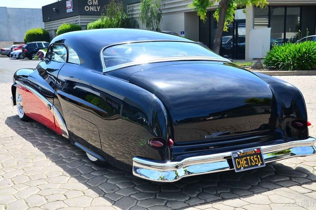 1951 Mercury Custom Built 2DR Hardtop