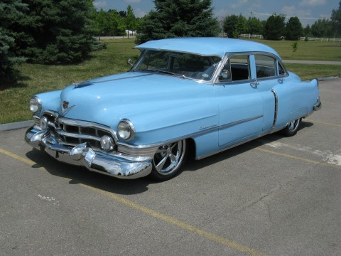 1951 Cadillac Series 62 RestoMod Custom for sale