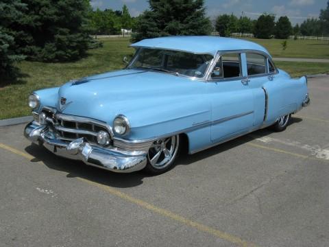 1951 Cadillac Series 62 RestoMod Custom for sale