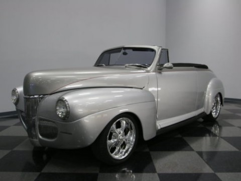 1941 Ford Cabriolet custom for sale