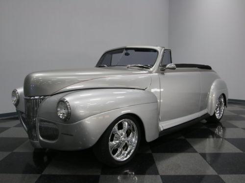 1941 Ford Cabriolet custom