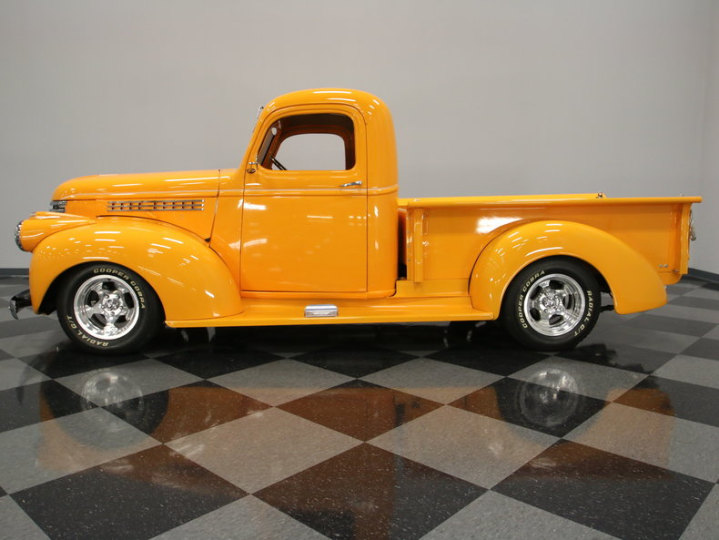 1946 Chevrolet Pickup custom