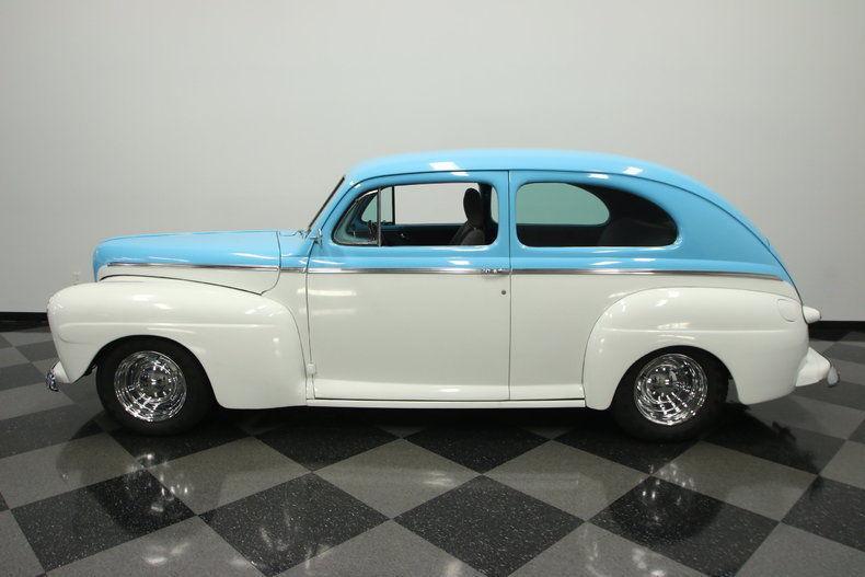 1948 Ford Sedan custom