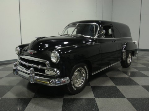 1952 Chevrolet Sedan custom delivery for sale