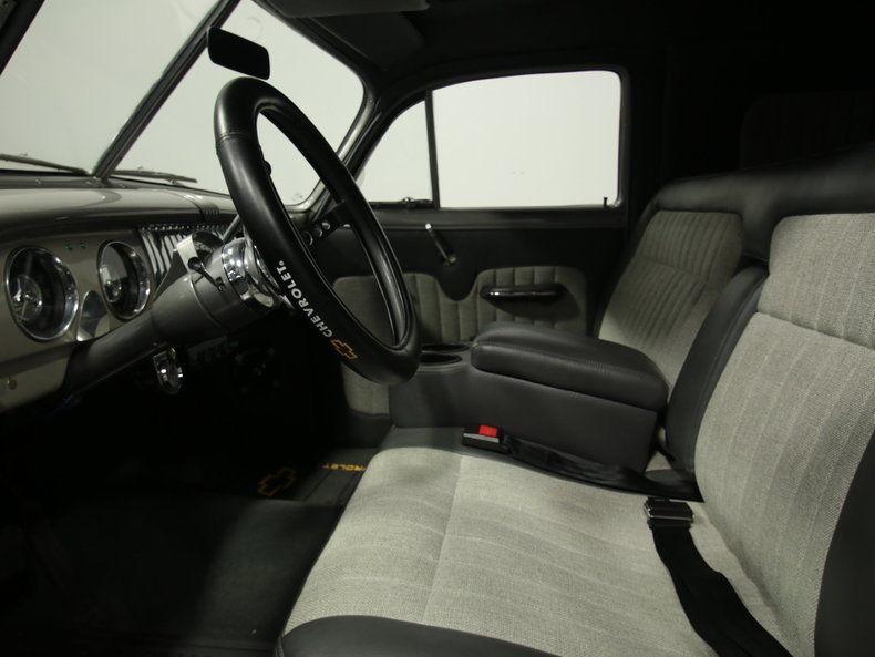 1952 Chevrolet Sedan custom delivery