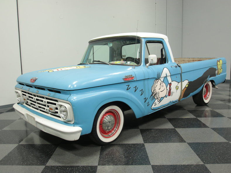 1964 Ford F 100 Pickup