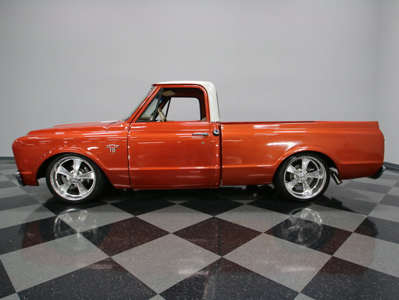 1967 Chevrolet C 10 Pickup