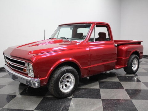 1968 Chevrolet C 10 custom pickup for sale
