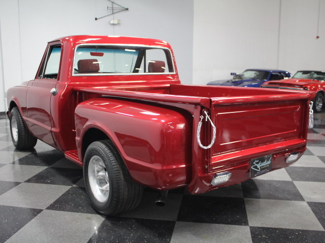 1968 Chevrolet C 10 custom pickup