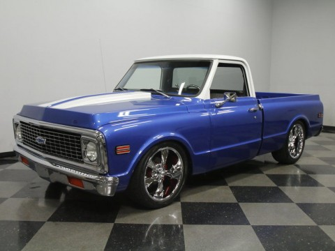 1972 Chevrolet C10 Pickup for sale