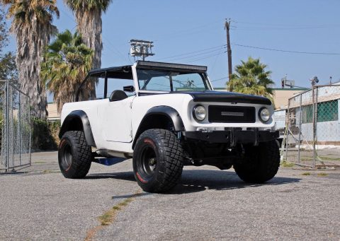 Sleak 1963 International Harvester Scout 80 Custom for sale