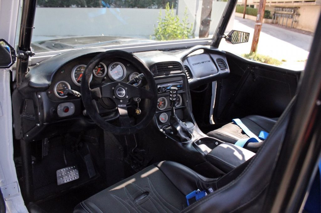 Sleak 1963 International Harvester Scout 80 Custom