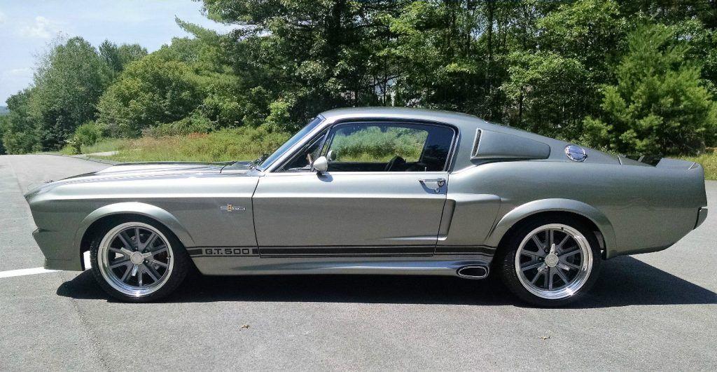 Eleanor 1967 Ford Mustang custom