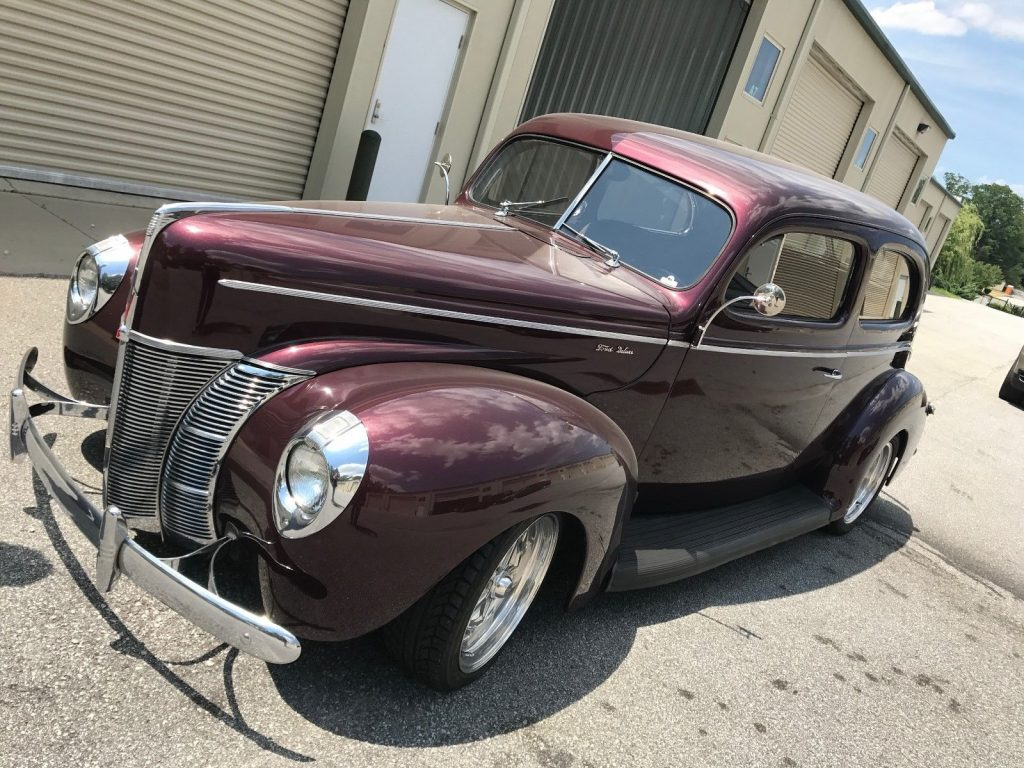 Frame off 1940 Ford Custom Street rod