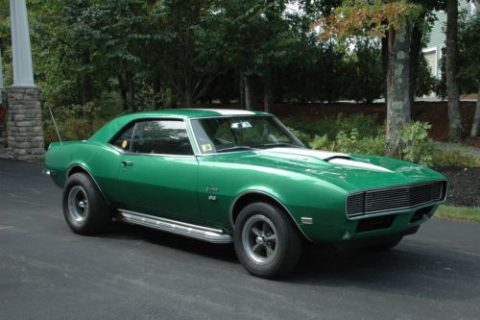 Motion Phase III Package 1968 Chevrolet Camaro RS SS custom for sale