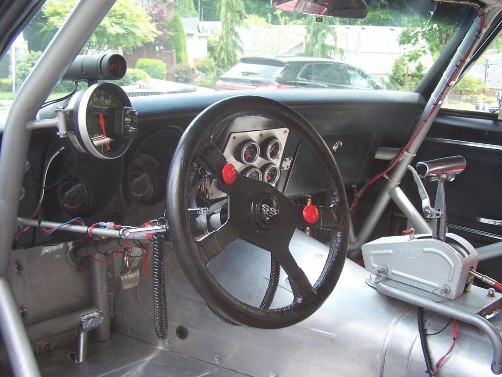 pro street 1967 Chevrolet Camaro custom