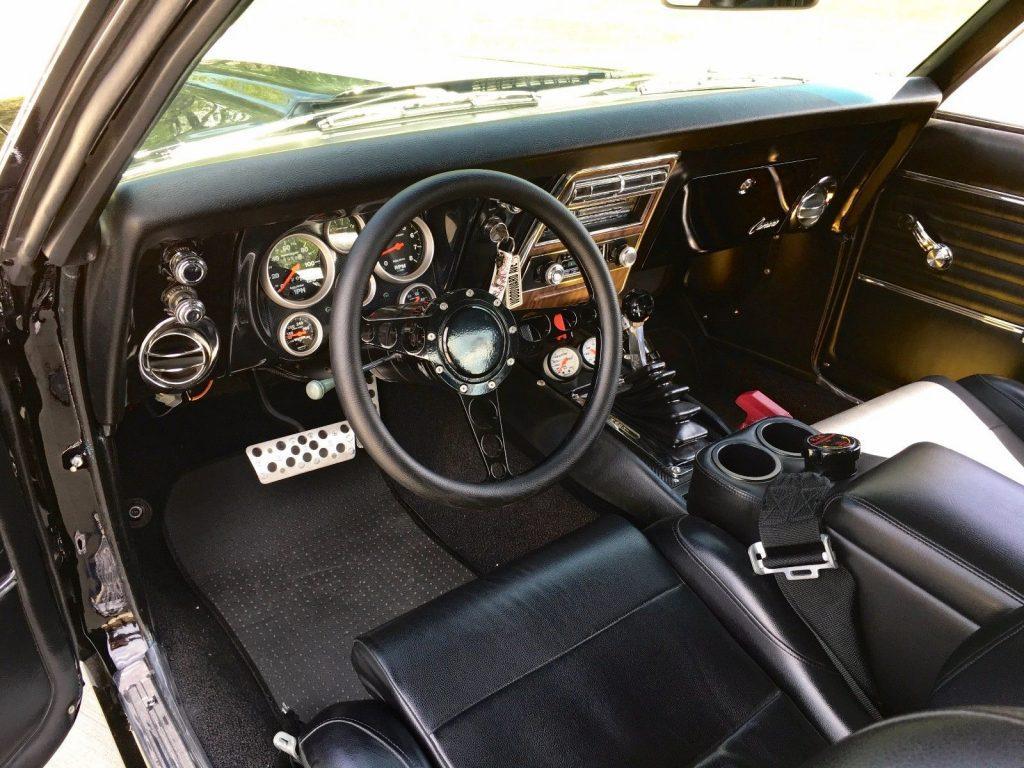 resto mod 1968 Chevrolet Camaro custom