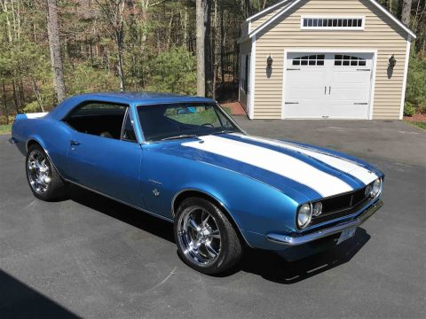 Rotisserie restored 1967 Chevrolet Camaro custom for sale