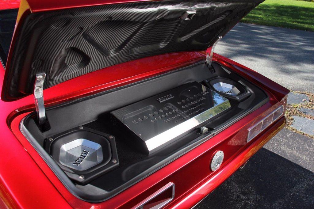 Badass 1969 Chevrolet Camaro 800 HP custom