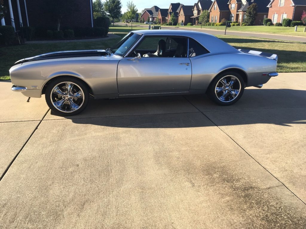 Crate engine 1968 Chevrolet Camaro custom