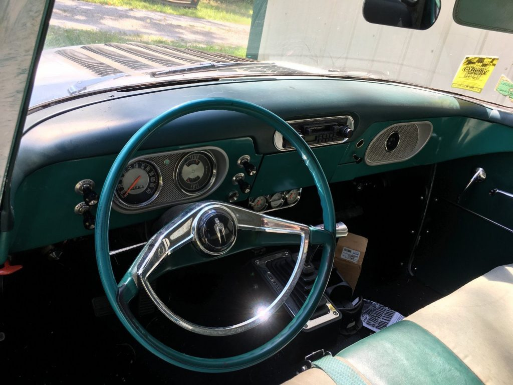 hand painted 1959 Studebaker Lark VI custom
