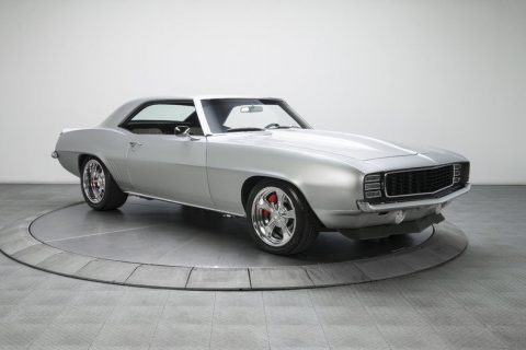 Nicely updated 1969 Chevrolet Camaro custom for sale